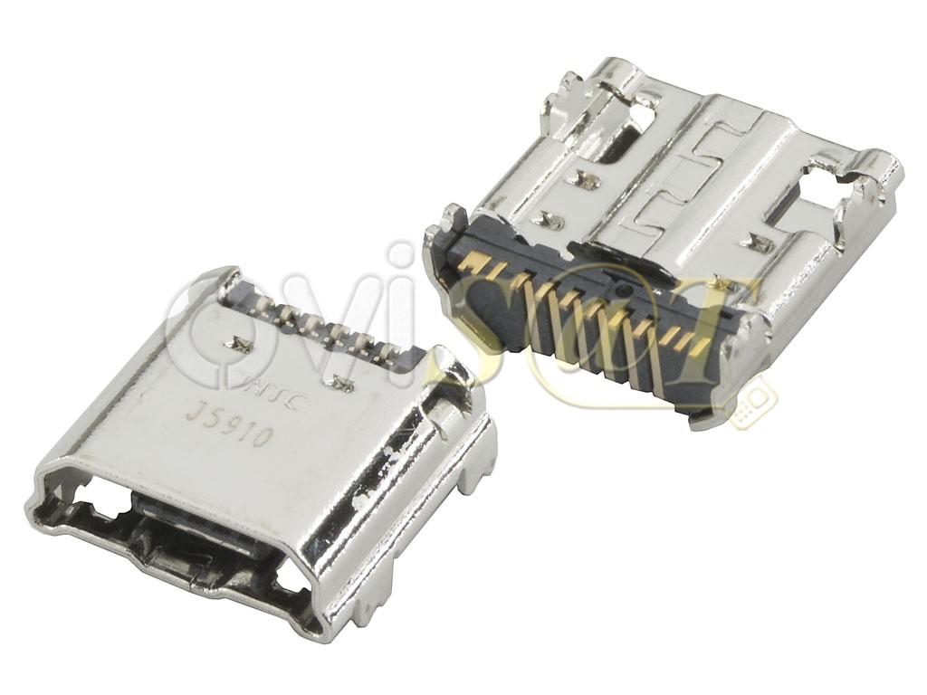 Conector de accesorios carga y datos micro usb para for Tablet samsung con porta usb