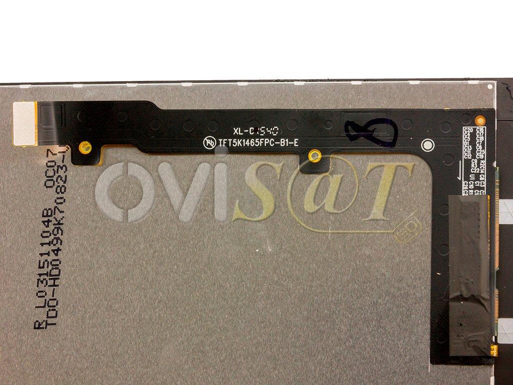 Pantalla completa (LCD / display, digitalizador y táctil) negra para ...