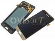 pantalla-completa-lcd-display-digitalizador-tactil-samsung-galaxy-j3-2016-j320-dorada