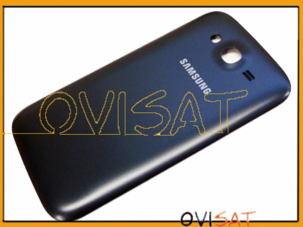 0d20fdbcdc9 Carcasa trasera, tapa de batería negra/azul para Samsung Galaxy ...