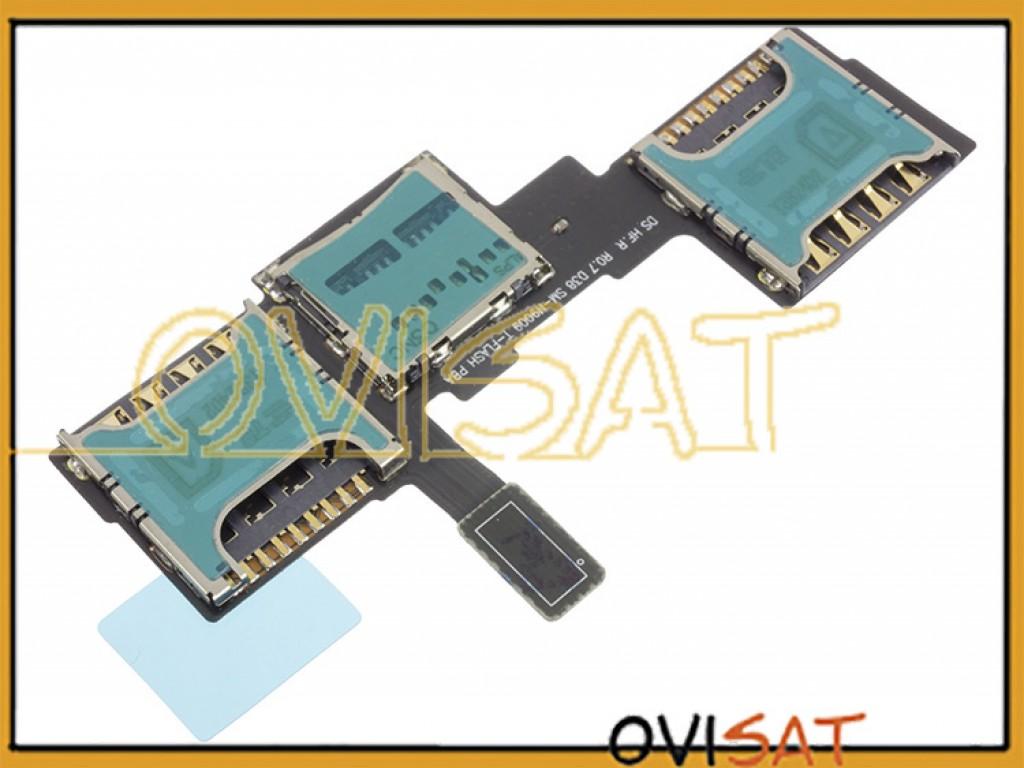 Circuito Flexible Ps4 : Circuíto flex con lector de tarjetas sim y micro sd para