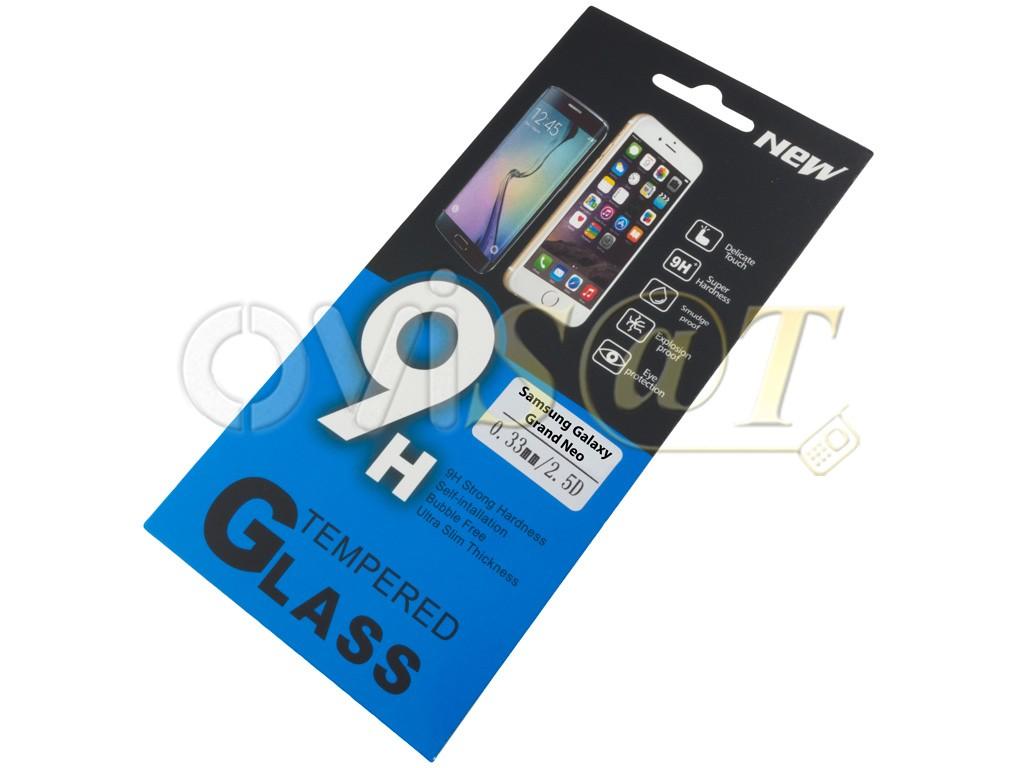Protector De Pantalla Cristal Templado Para Samsung Galaxy Grand Tempered Glass Neo I9060 En Blister