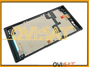 chasis-carcasa-central-con-marco-lateral-negro-para-sony-xperia-z-ultra-xl39h-c6802-c6806-c6833-c6843